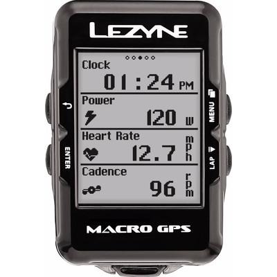 Image of Lezyne Macro GPS Fietscomputer