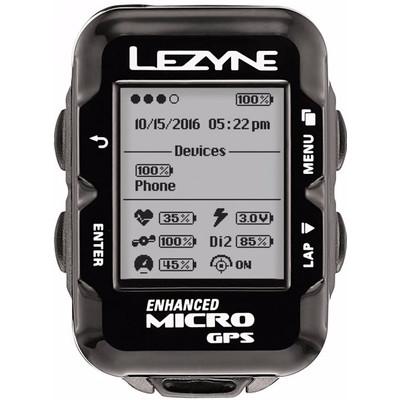 Image of Lezyne Micro GPS Fietscomputer