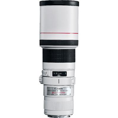 Canon EF 400 mm - f/5.6L USM - lens met vast brandpunt