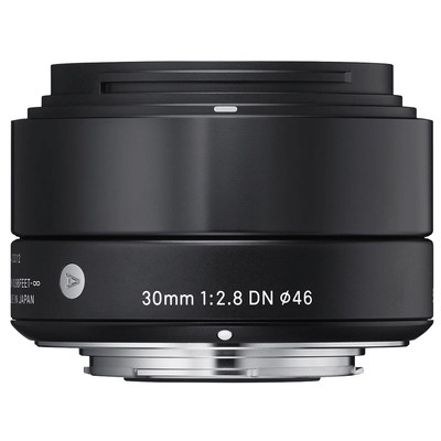 Sigma 30mm f/2.8 DN ART Micro FT Black