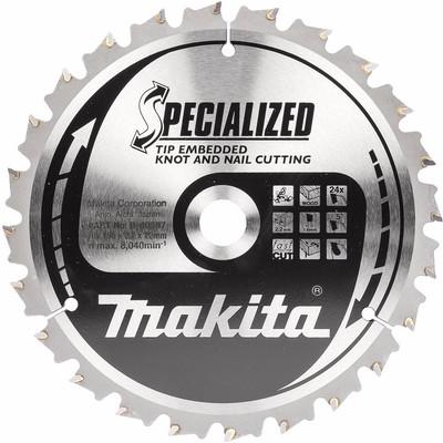 Makita Zaagblad 216x30x2,2 24T