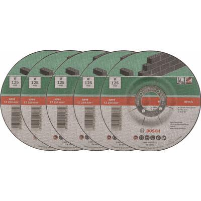 Bosch Afbraamschijven 115mm 5 stuks