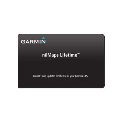 Garmin nuMaps Lifetime Europe