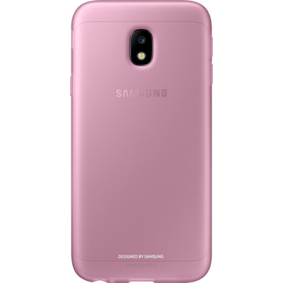 Samsung Galaxy J3 (2017) Jelly Back Cover Roze