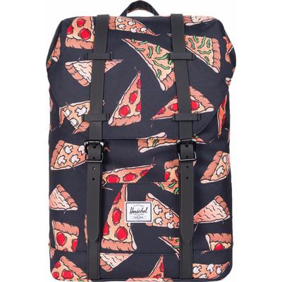 Herschel Retreat Youth Black Pizza