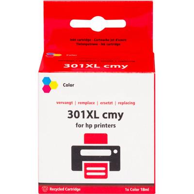 Pixeljet inktcartridge HP 301XL cmy