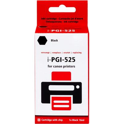 Pixeljet inktcartridge Canon PGI-525 - zwart