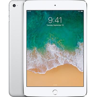Apple iPad mini 4 Wi-Fi 128 GB Zilver