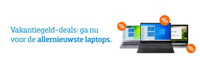 Vakantiegeld 2020 - Laptops