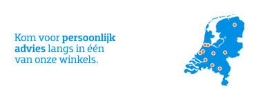 Coolblue winkels Sept 2020 NL