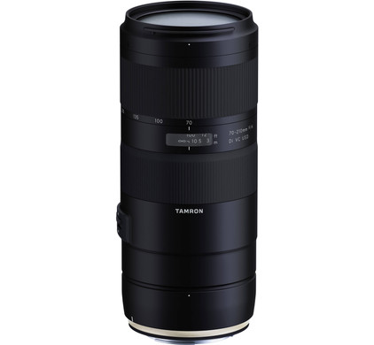 Tamron 70-210mm f / 4.0 Di VC USD Canon Main Image