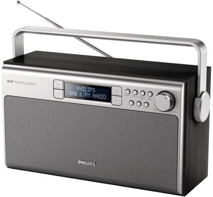 Philips AE5220 Zwart