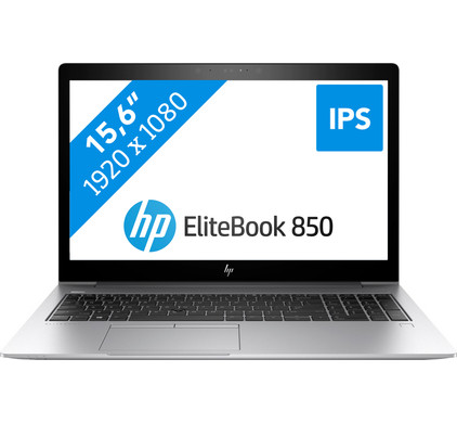 HP Elitebook 850 G5 i7-8gb-256ssd