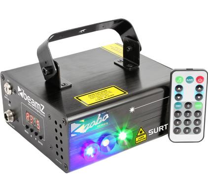 Beamz Surtur II Double RG Laser