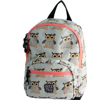 Pick & Pack Owl Grijs