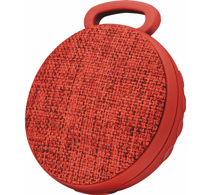 Trust Fyber Go Bluetooth Wireless Speaker Rood