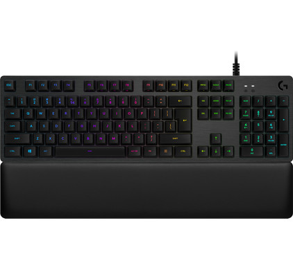 Logitech G513 Linear Mechanical Gaming Keyboard QWERTY