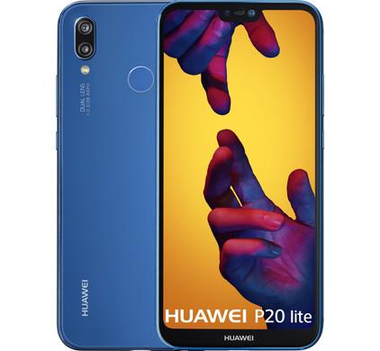 Huawei P20 Lite Blauw - Coolblue - Voor 23.59u, morgen in huis