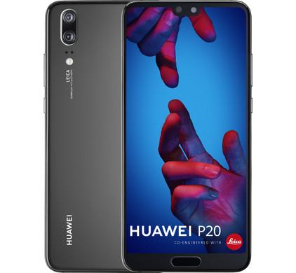 Huawei P20 Zwart - Coolblue - Voor 23.59u, morgen in huis