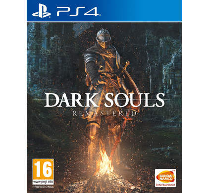 Dark Souls Remastered PS4 Main Image