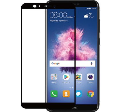 Azuri Gehard Glas Huawei P Smart Screenprotector Glas Zwart - Coolblue - Voor 23.59u, morgen in huis