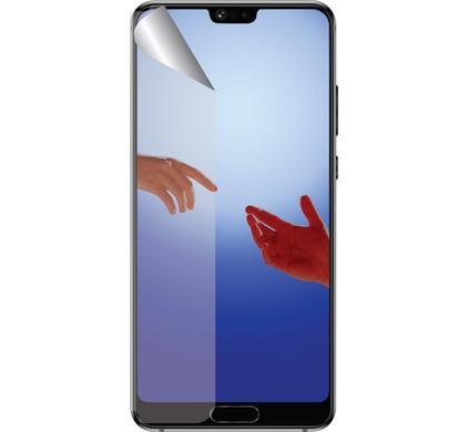 Azuri Huawei P20 Screenprotector Plastic Duo Pack - Coolblue - Voor 23.59u, morgen in huis