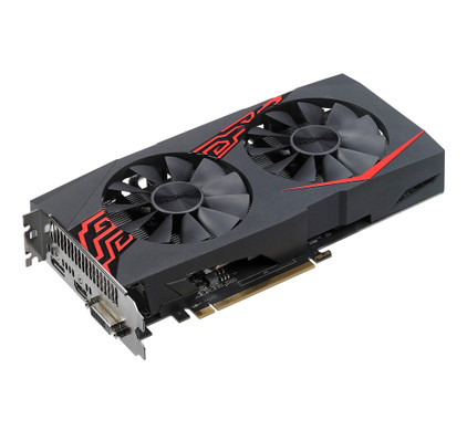Asus Expedition Radeon RX 570 OC 4GB