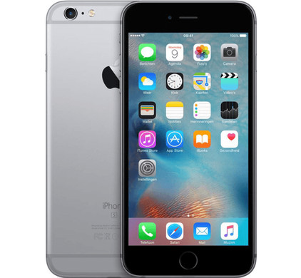 apple iphone 6s 32gb space gray before 23 59 delivered. Black Bedroom Furniture Sets. Home Design Ideas