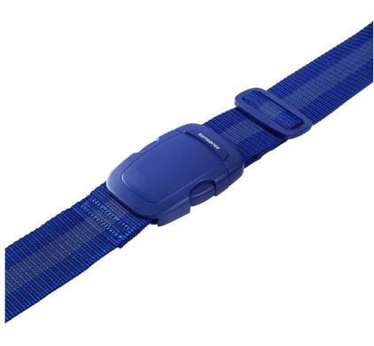 Samsonite Luggage Strap 3,8 cm Indigo Blue Main Image