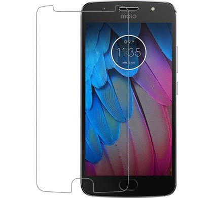 Azuri Motorola Moto G5S Screenprotector Gehard Glas Duo Pack - Coolblue - Voor 23.59u, morgen in huis