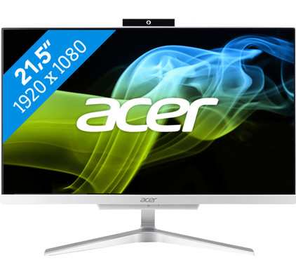 Acer Aspire C22-860 I5008 NL All-in-One