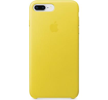 Apple iPhone 7 Plus/8 Plus Leather Back Cover Lentegeel Back