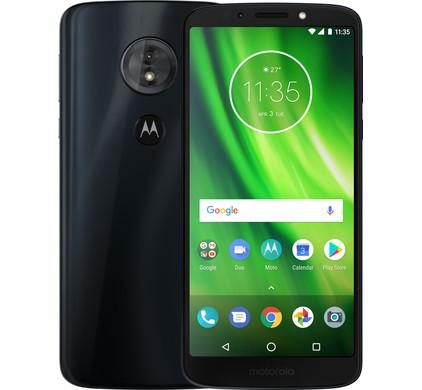 Motorola Moto G6 Play Blauw Main Image