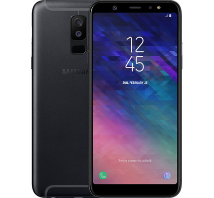 Samsung Galaxy A6 Plus 2018 Zwart Before 23 59 Delivered Tomorrow