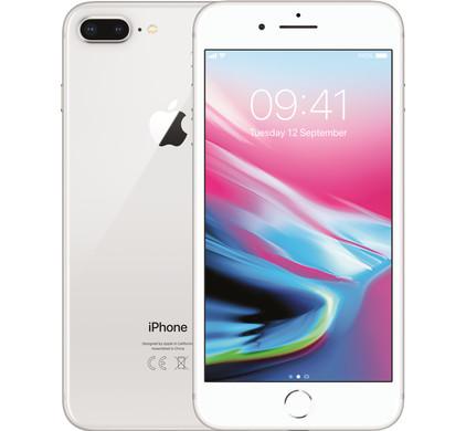 Apple iPhone 8 Plus 64GB Zilver - Coolblue - Voor 23.59u, morgen in huis