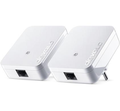 Devolo dLAN 1000 mini Geen WiFi 1000 Mbps 2 Adapters