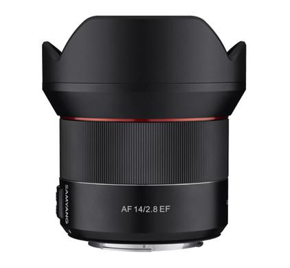 Samyang 14mm f / 2.8 AF Canon EF Main Image
