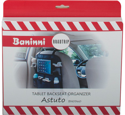 Baninni Tablet Backseat Organizer Astuto