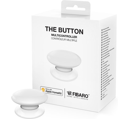 Fibaro Button Wit (Apple HomeKit)