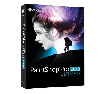Corel Paintshop Pro 2018 Ultimate / Meertalig