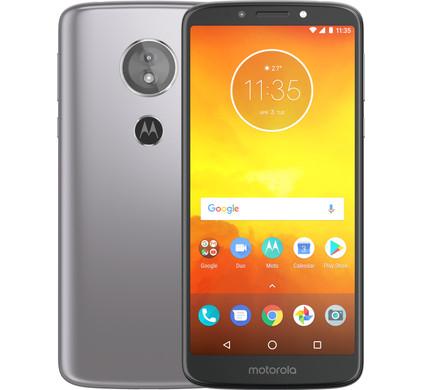 Motorola Moto E5 Grijs - Coolblue - Voor 23.59u, morgen in huis