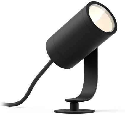 Philips Hue Outdoor Lampen.Philips Hue Lily Spotlight White Color Outdoor Expansion Before