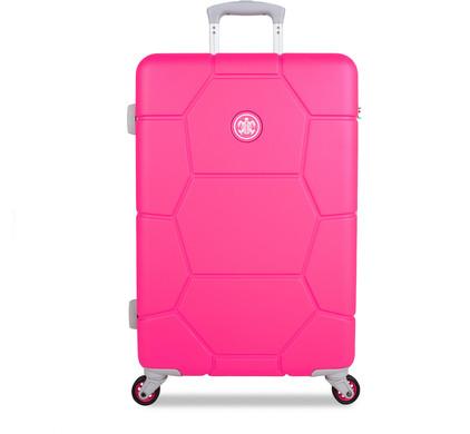 SUITSUIT Caretta Playful Spinner 65cm Hot Pink
