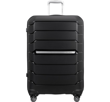 Samsonite Flux Expandable Spinner 75cm Black