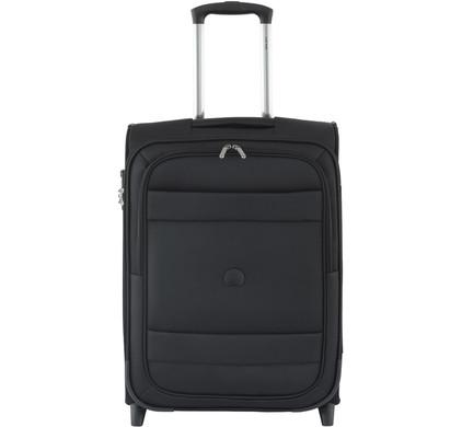 Delsey Indiscrete SLIM Cabin Trolley Case 55 cm Black