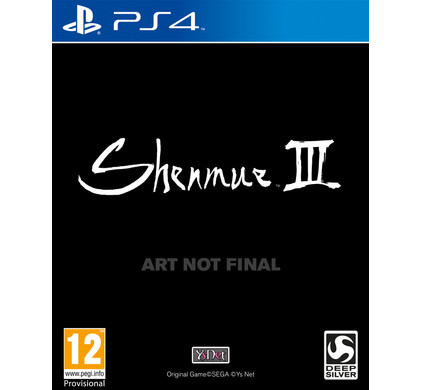Shenmue III PS4 Main Image