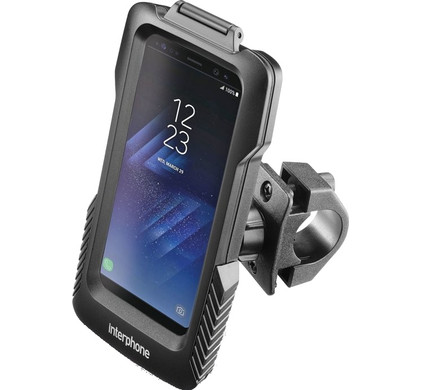 Interphone Pro Case Motorcycle holder Samsung Galaxy S8 Plus Main Image