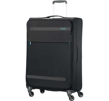 American Tourister Herolite Super Light Spinner 74 cm Volcane Black