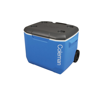 Coleman 60 Qt Performance Wheeled Cooler Tricolor - Passief