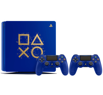 Sony PlayStation 4 500 GB Days of Play Limited Edition